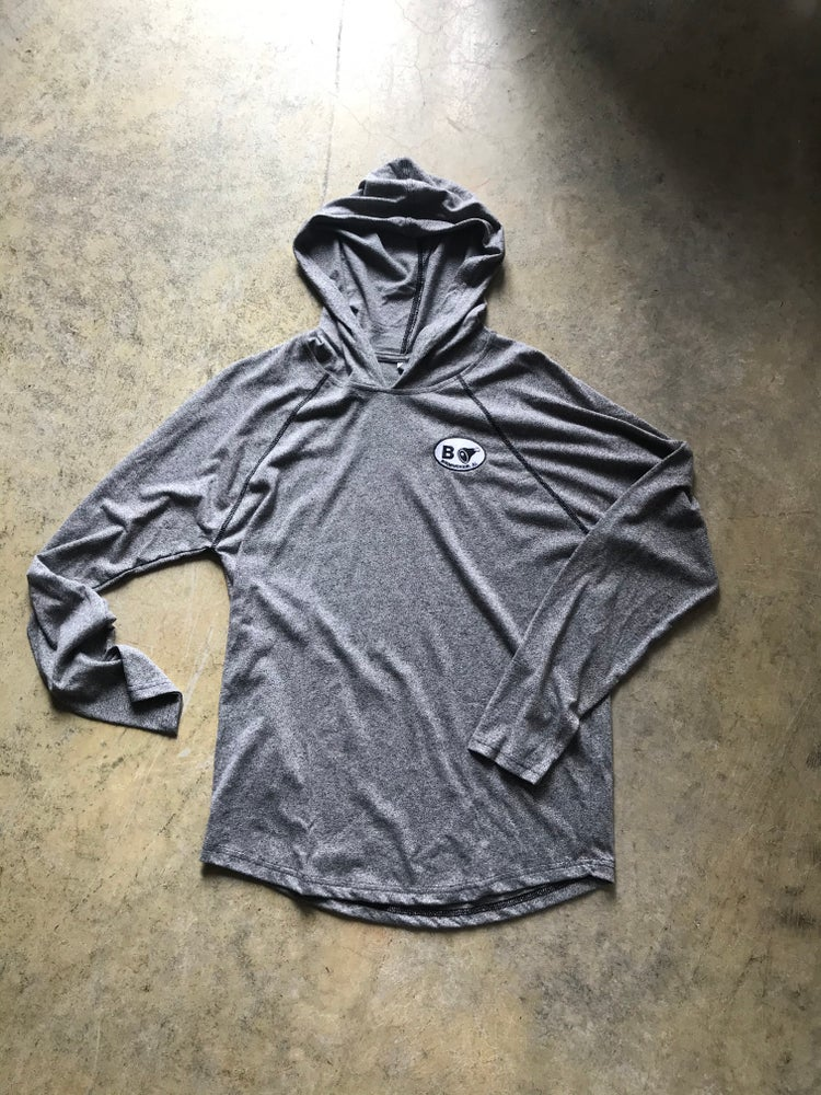 Image of Embroidered Hooded Tee