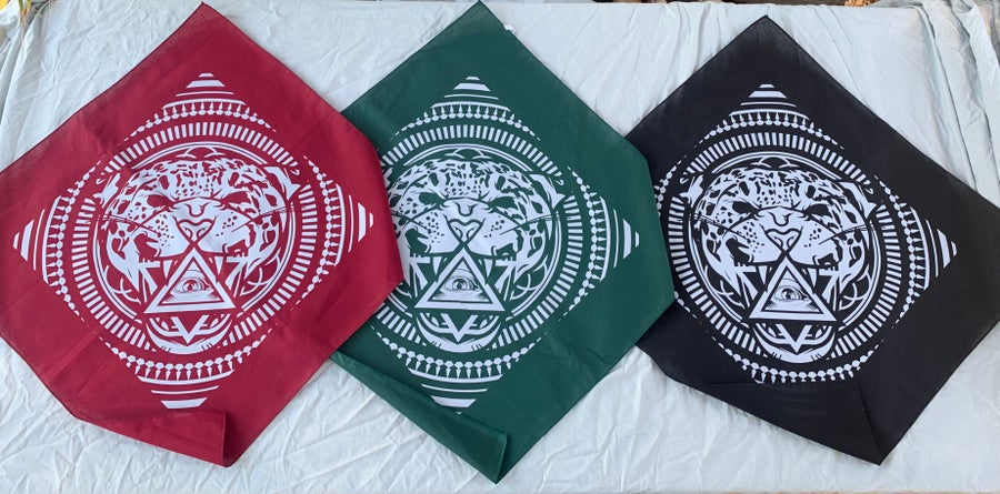 Image of Limited release Life Force Bandanas
