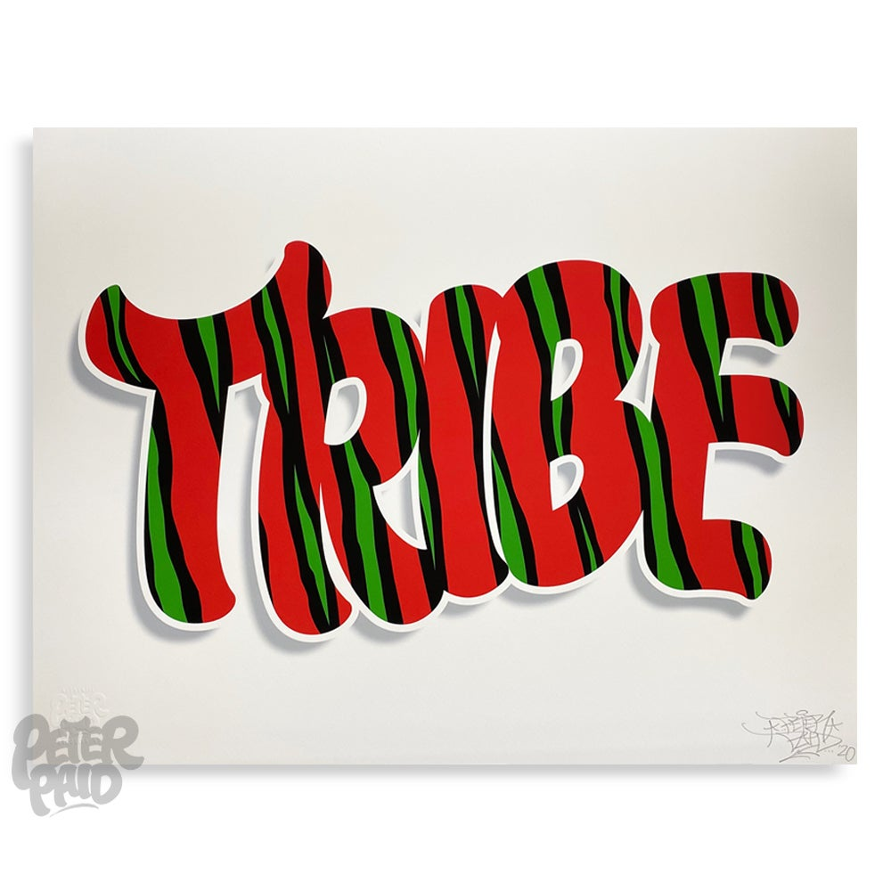 Image of TRIBE - Shadow Archival Print