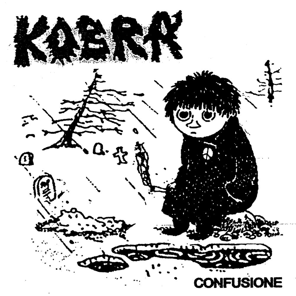 Image of KOBRA - Confusione LP [Pre-order. Out July 31st 2020]