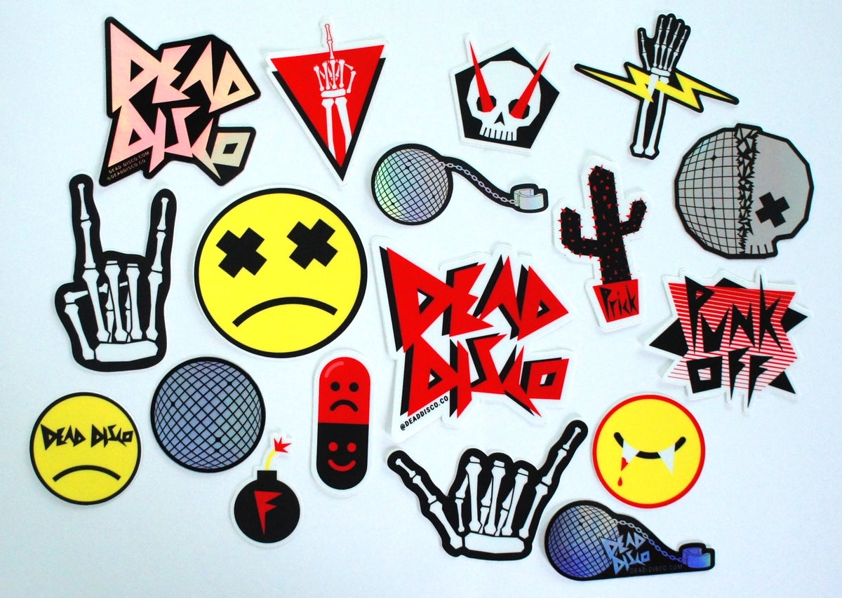 Make Your Own Sticker Pack