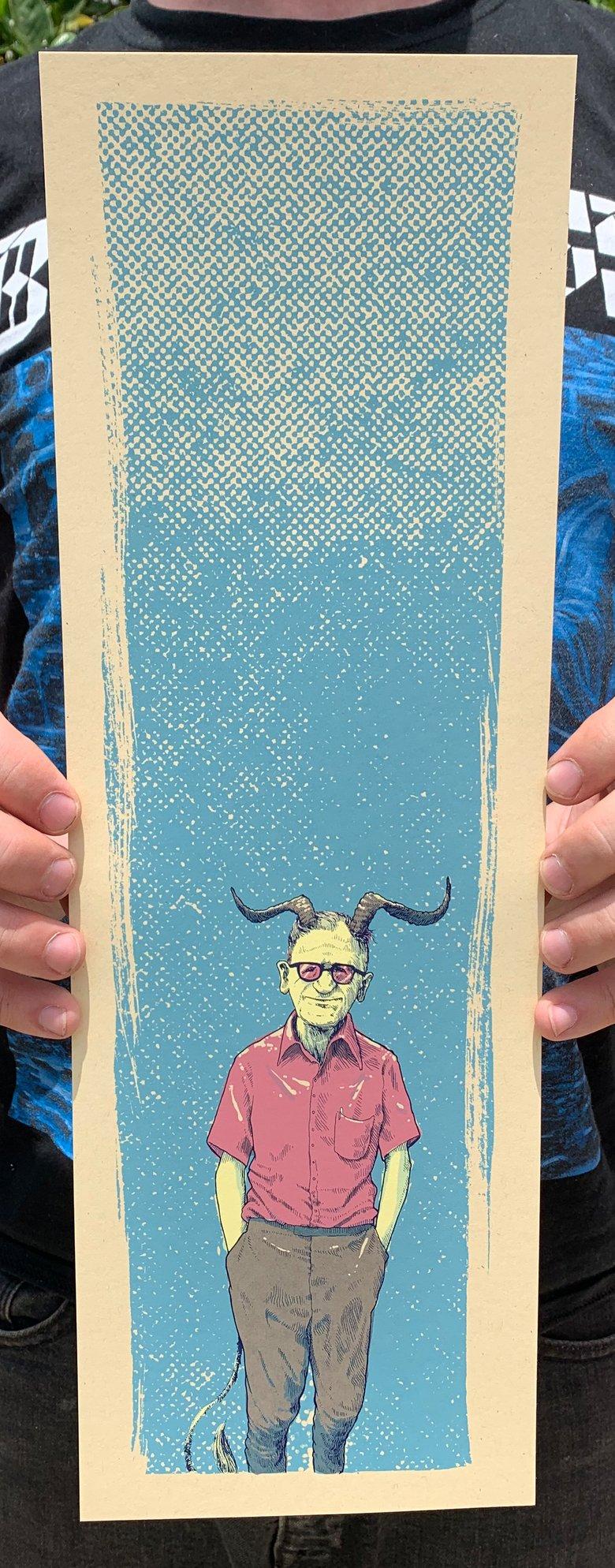 Image of Grampus (Art Print)