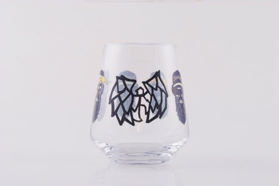 Image of Beer Zombies - Hip Hop Glass