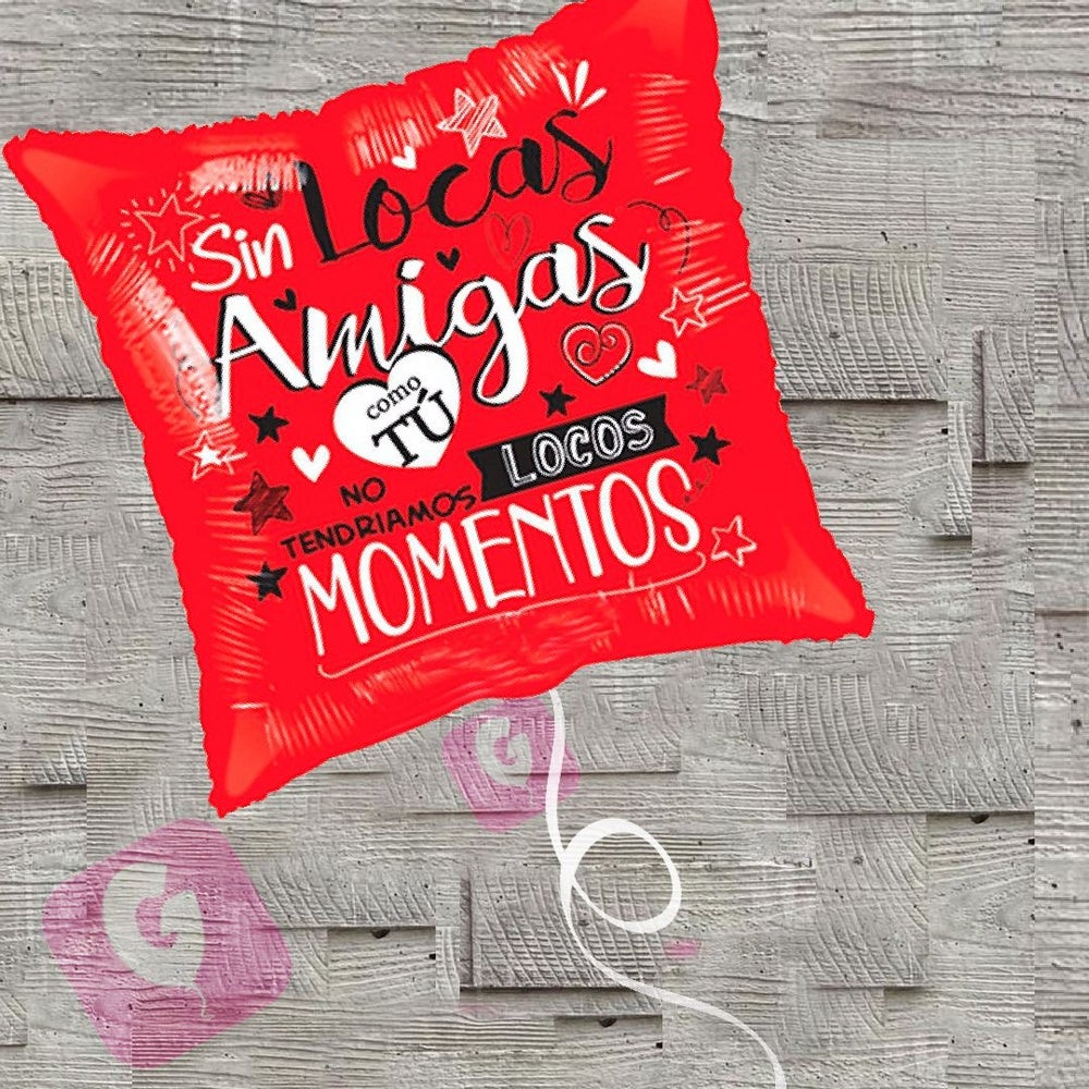 SINGLE UNIT- Locos Momentos