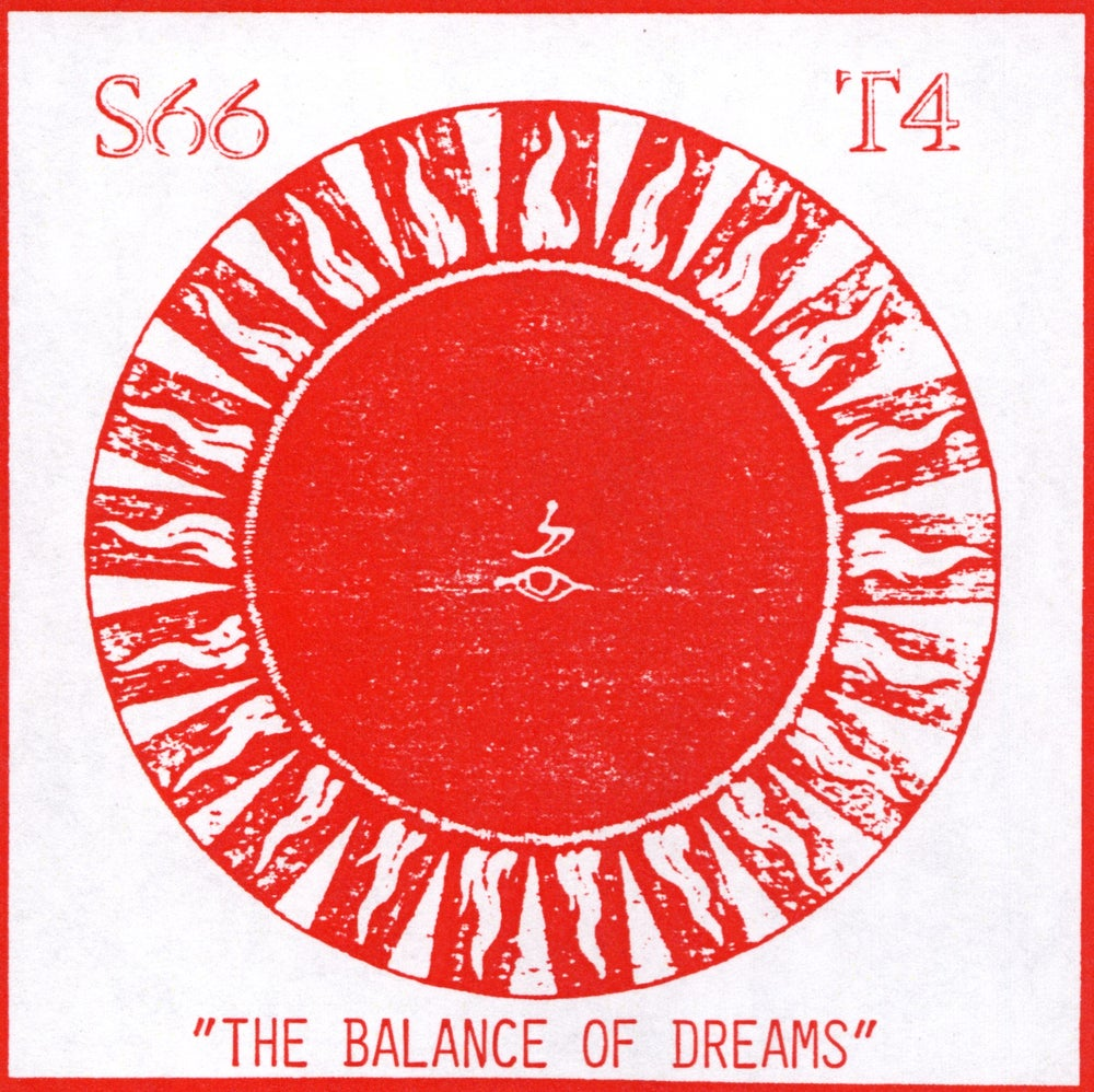 Image of S66T4 - The Balance Of Dreams T-10 VHS