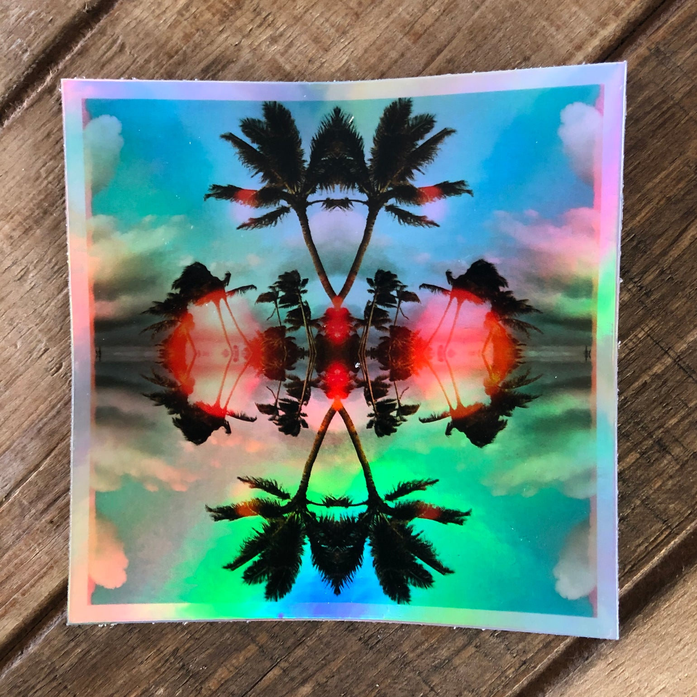 Image of Paradise Found Sticker