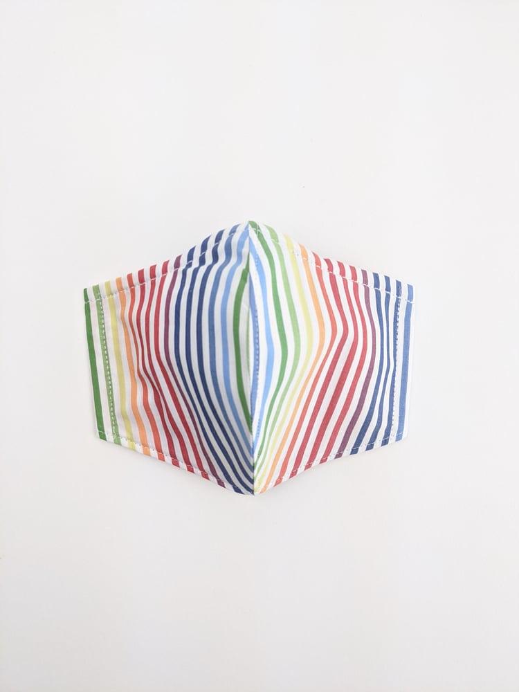 Mask* Happy Stripes