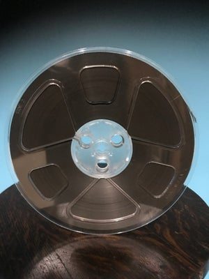 "Image of CAP918 1/4"" x 1200' on 7 Plastic Reel in White Box"
