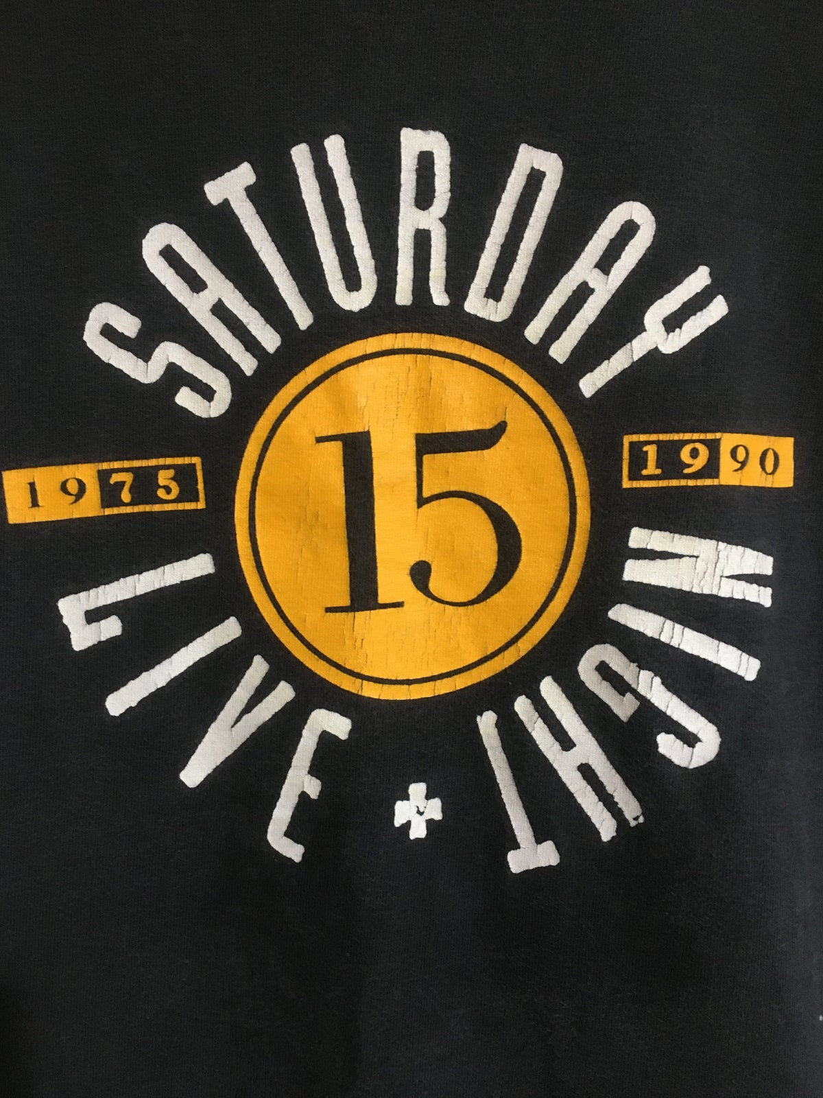 1990 SNL 15Th Anniversary Tee