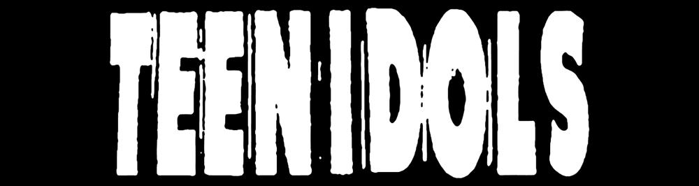 Image of TEEN IDOLS - Classic Logo Sticker
