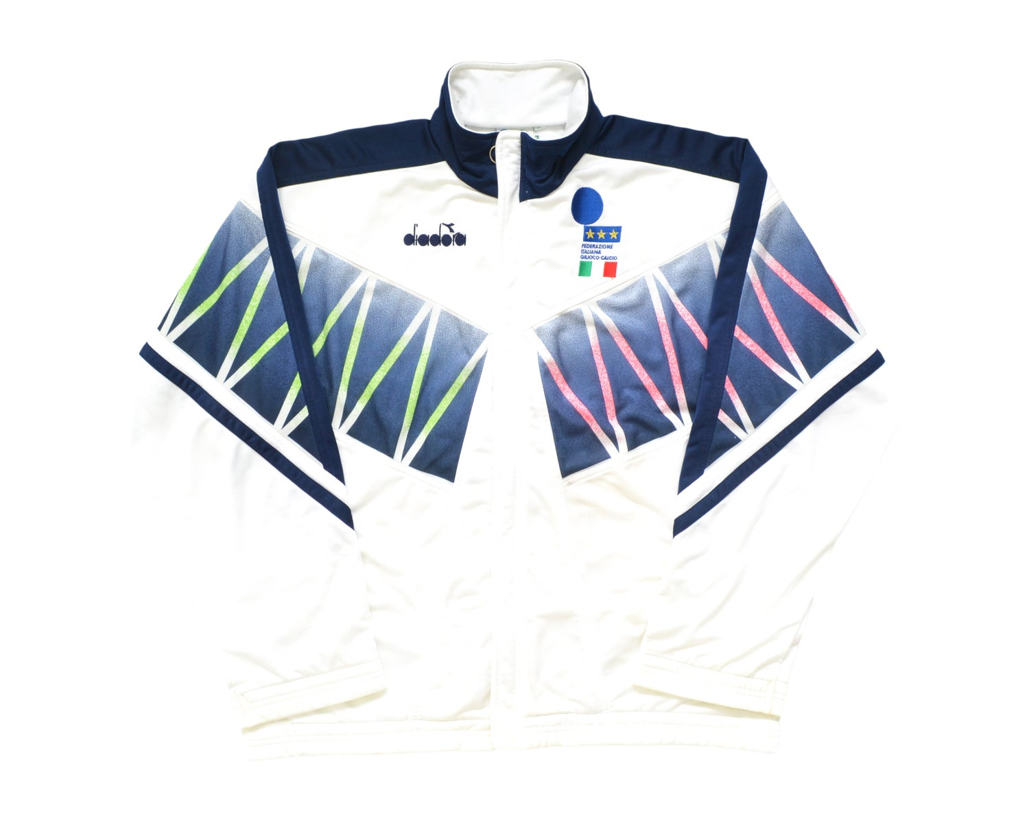 Image of 1994 Diadora Italy Track Top L