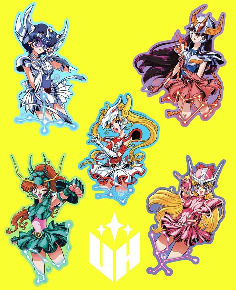 Image of ✨ Pack stickers ✨