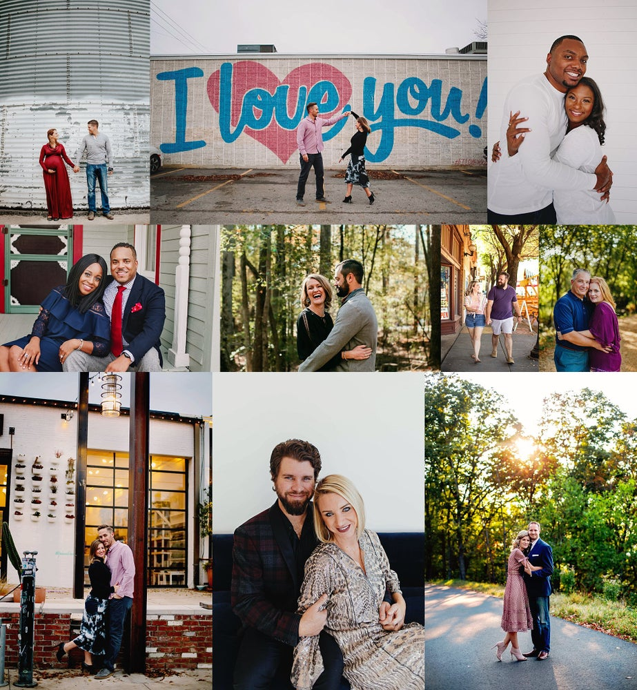 Image of Couples Only Mini Session