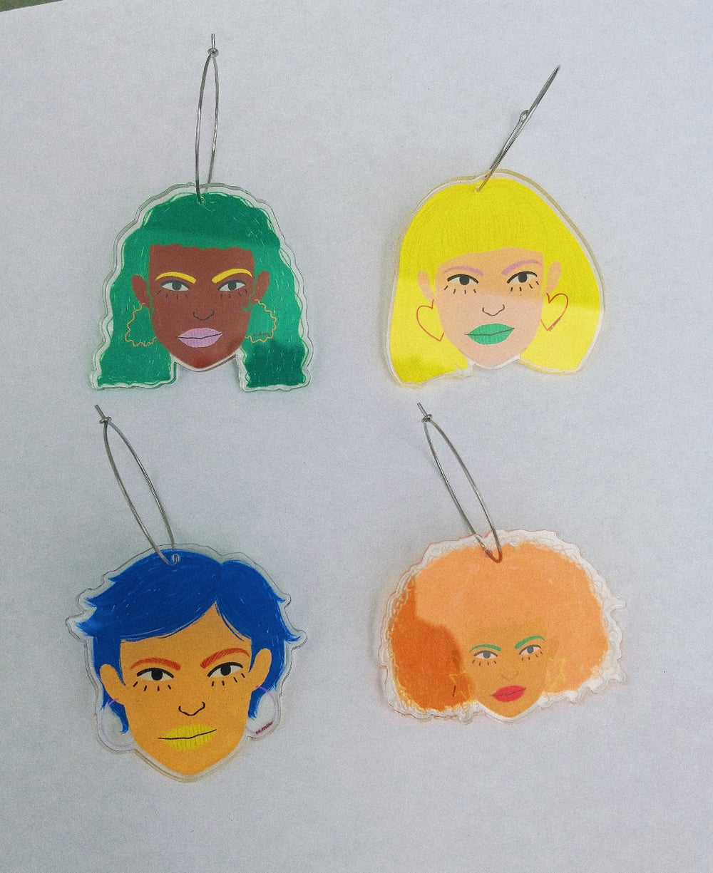 Image of GAL Babes Earrings