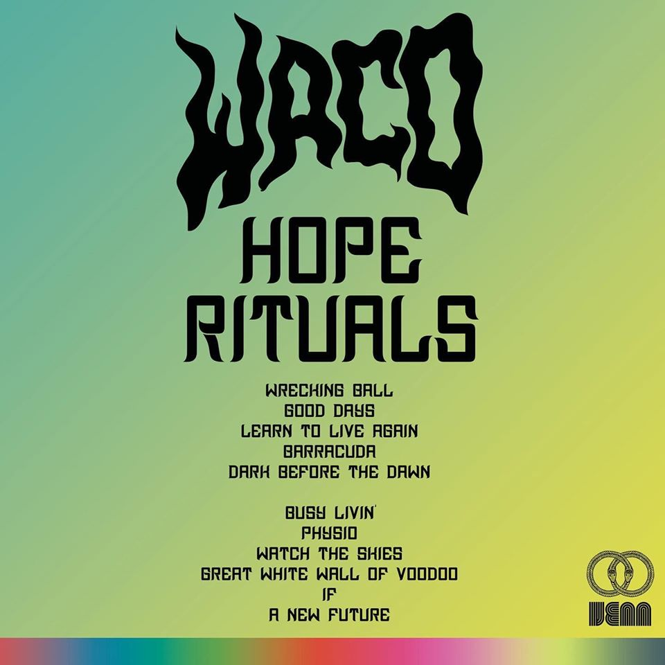 Image of 'HOPE RITUALS' LIMITED EDITION VINYL