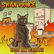 Image of Swan Prince - Hell On Earth LP (colour vinyl)