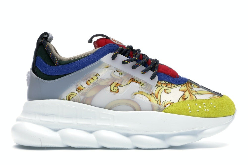 Image of VERSACE CHAIN REACTION BAROQUE