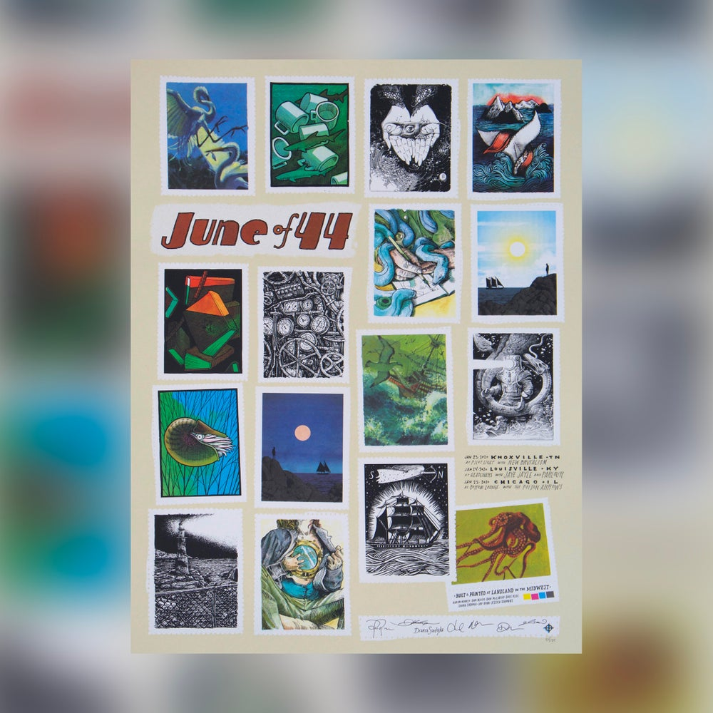 Image of JUNE OF 44