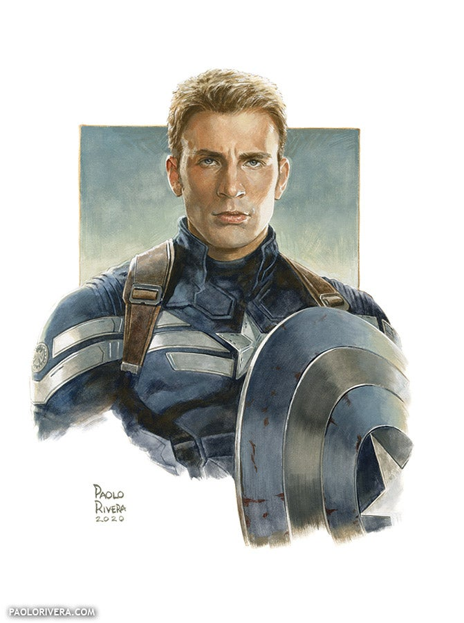 Image of Captain America (Winter Soldier)