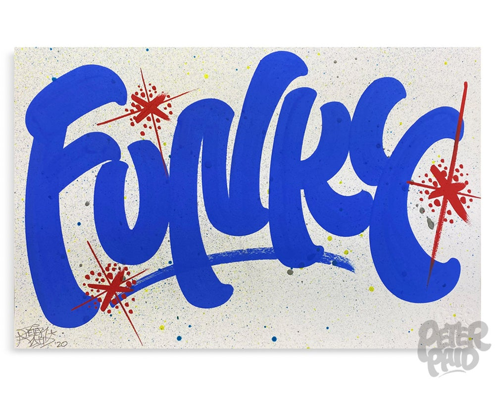 Image of Funky - Archival Paper