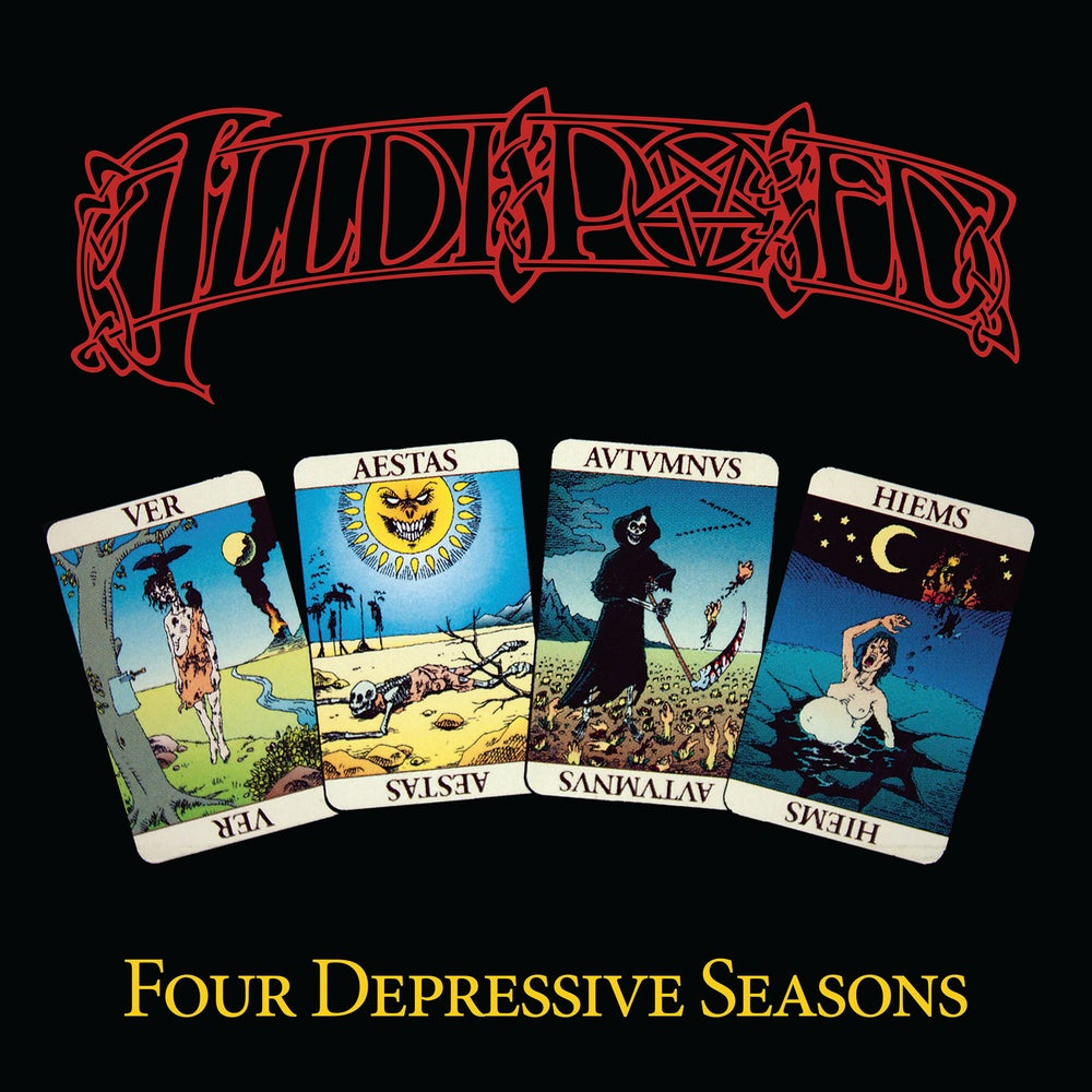 Image of Four Depressive Seasons (Limited Asian Edition - CD)