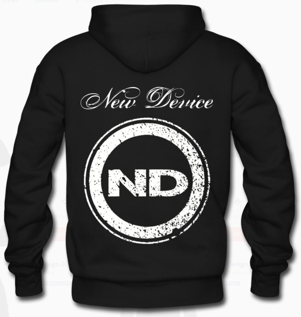 New Device Hoodies
