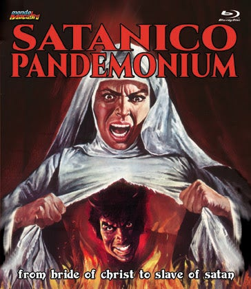 Image of SATANICO PANDEMONIUM - retail edition