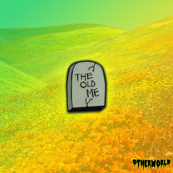 Image of The Old Me pin