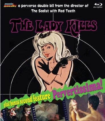 Image of THE LADY KILLS/PERVERTISSIMA - retail edition