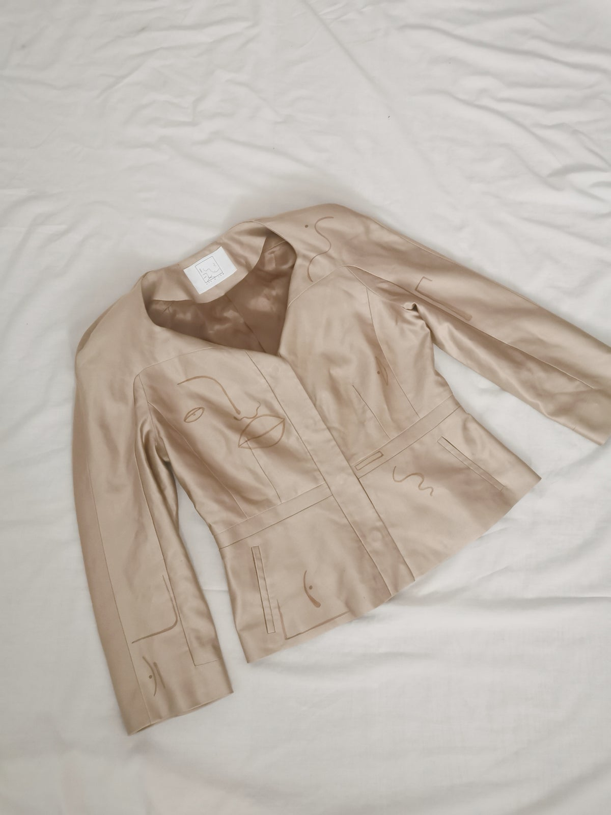 Image of miss joyce jacket