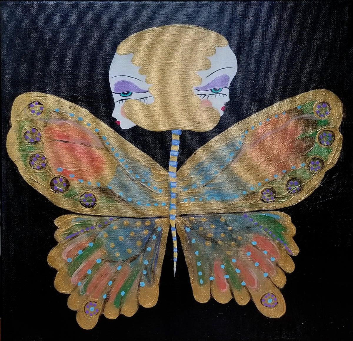 Image of Baby Butterfly, 2019