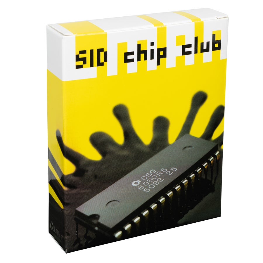 Image of LMan: Sid Chip Club (Commodore 64) (PAL ONLY)