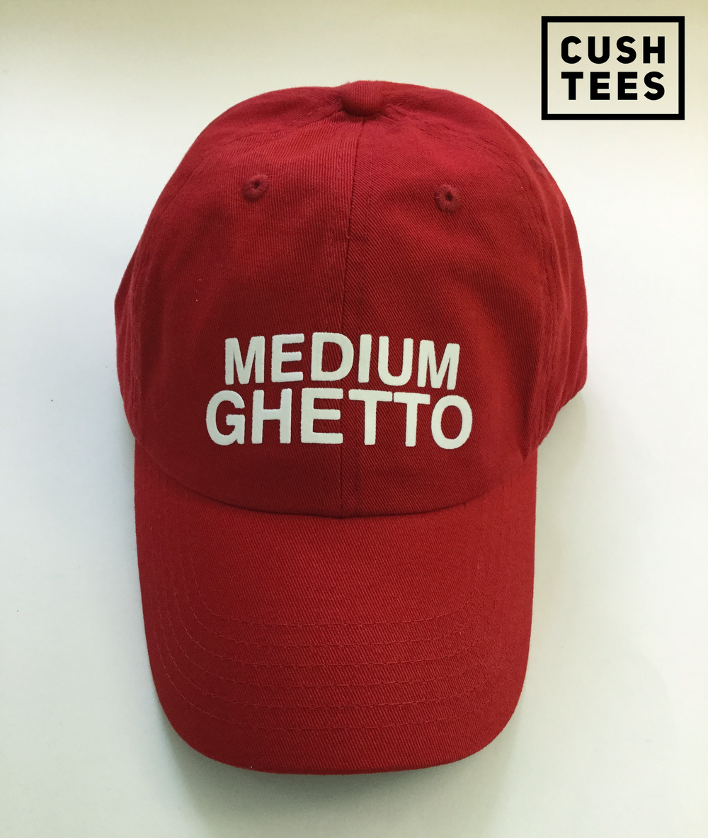 Medium Ghetto (Dad Hat)