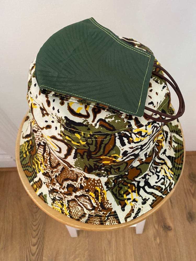 Image of Camouflage Bucket Hat