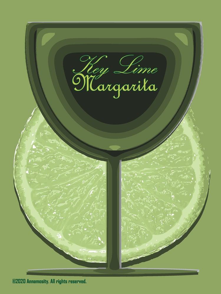 Image of Key Lime Margarita