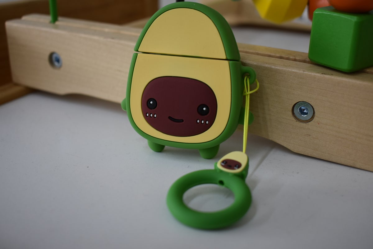 Image of Avocado Airpod Case