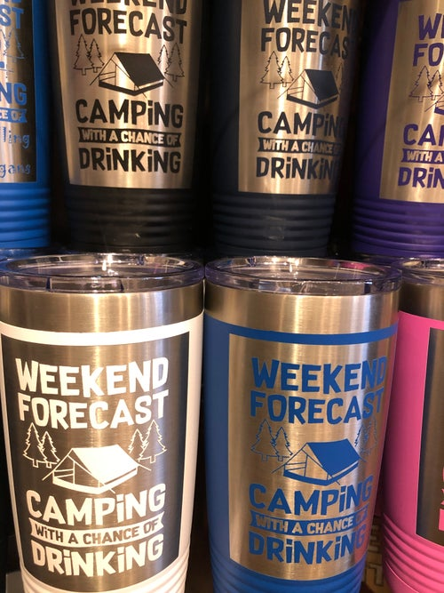 Image of Weekend Forecast  - TENT