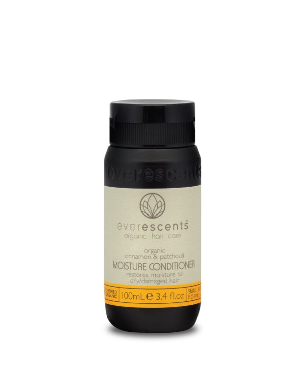 Image of EverEscents 'Organic Cinnamon & Patchouli Moisture Conditioner'