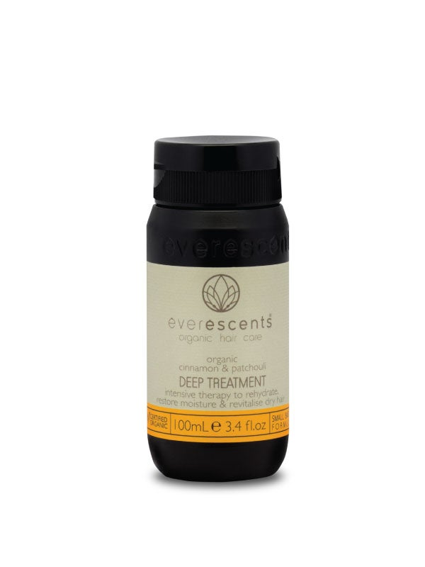 Image of EverEscents 'Organic Cinnamon & Patchouli Deep Treatment'
