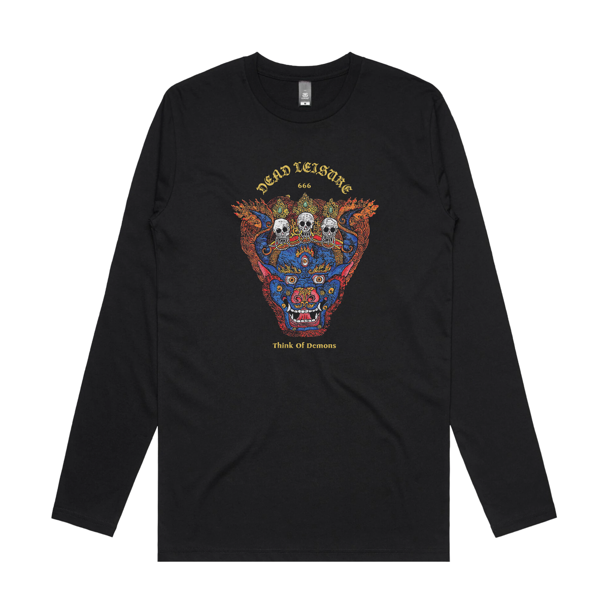 Think Of Demons Long Sleeve