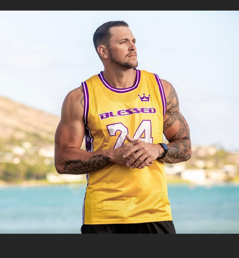 Image of Blessed 24 Jersey
