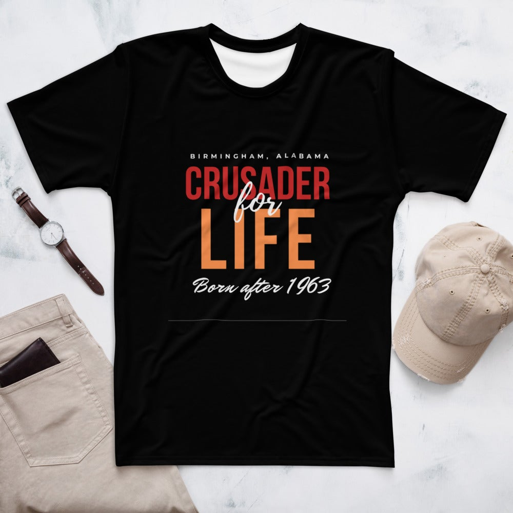 Image of Birmingham Crusader for Life