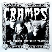 Image of LP. The Cramps : All Aboard The Drug Train