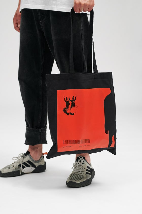 Image of OPIUM OF THE PEOPLE. NOSLEEP. COVID19. MMXX TOTEBAG