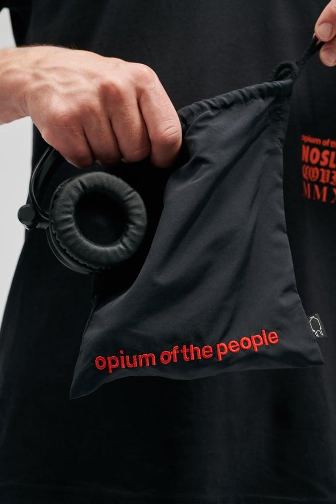 Image of OPIUM OF THE PEOPLE. NOSLEEP. COVID19. MMXX HEADPHONES CASE