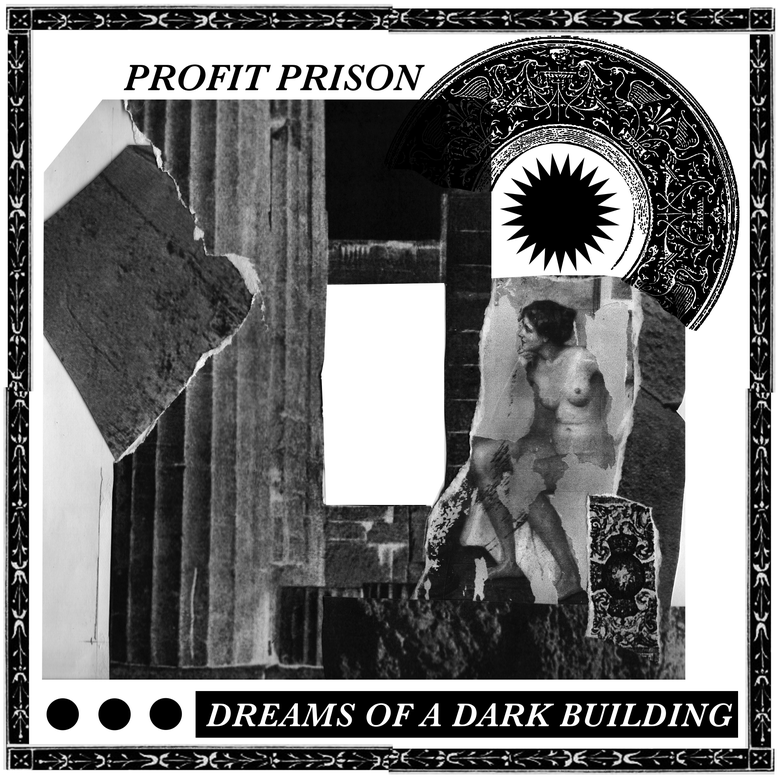"Image of PROFIT PRISON - Dreams of a Dark Building 12"" EP"
