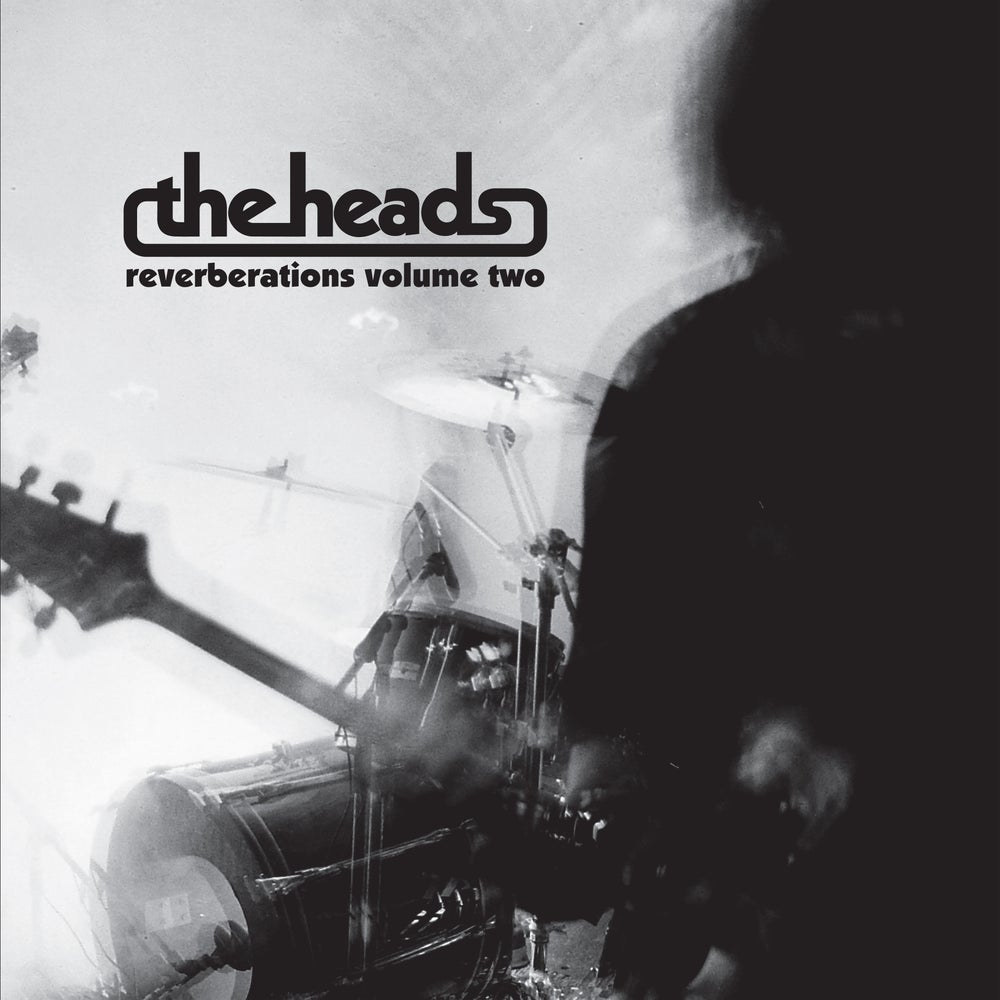 Image of The Heads - Reverberations Volume 2 (Mirri Board Sleeve) CARDINAL FUZZ