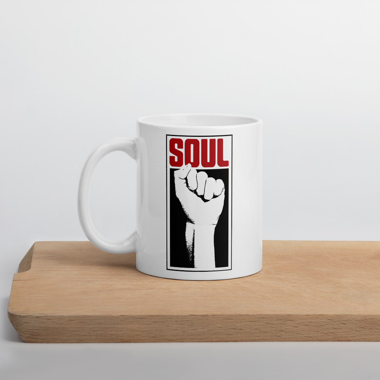 Image of Soul Power Fist Mug