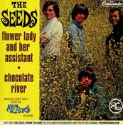 "Image of 7"". The Seeds : Flower Lady & Her Assistant.   Ltd Edition."