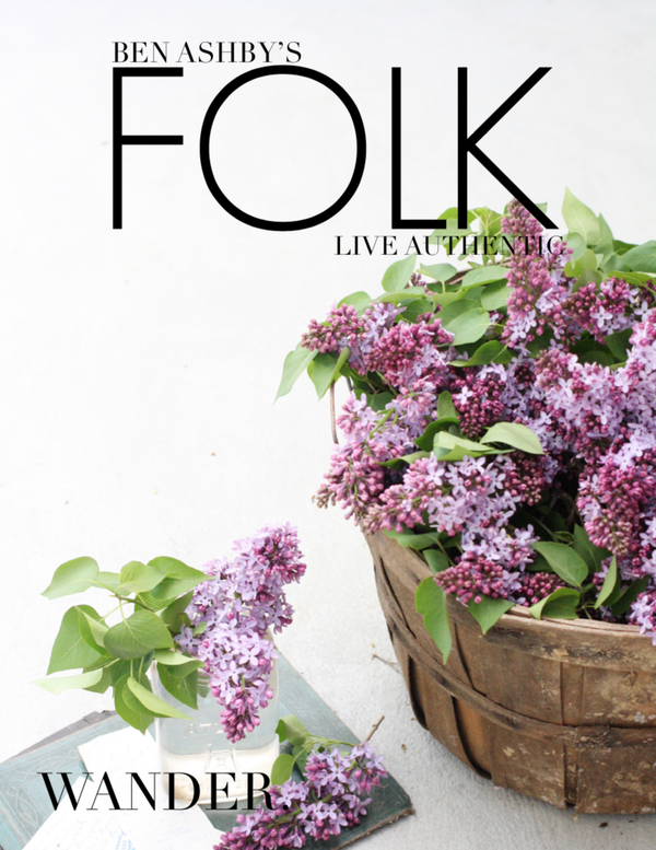 Image of DIGITAL ISSUE: FOLK — Wander